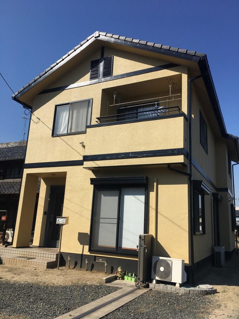 カスケホームがおすすめしているスーパームキコートの塗料は高耐久・屈曲性に強い塗料です。 宮古島で試験も行っており約20年持つと結果も出ている素晴らしい塗料を塗らせていただきました。